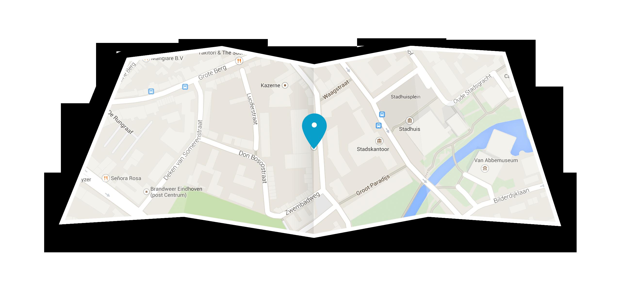 Contact gegevens Maledia Paradijslaan 32a - Google Maps