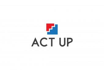 Act up logo