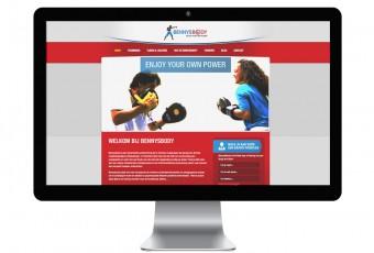 Benny's Body Website