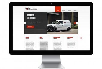BK Logistics website