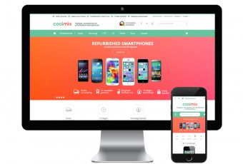 Coolmix webshop